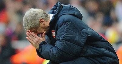 Wenger-sad