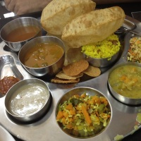 The Royal Karnataka Thali Meals