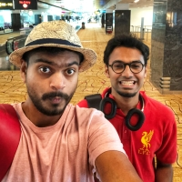Detention Tales: Changi Airport