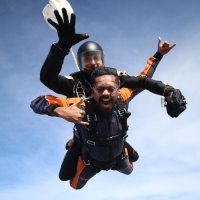 Skydiving: The Leap Of Faith